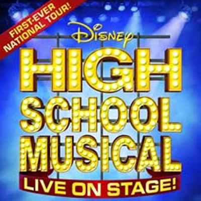 High School Musical Live on Stage
