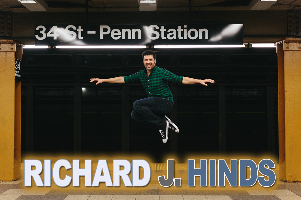 Richard J. Hinds: Director, Choreographer, Dance Instructor